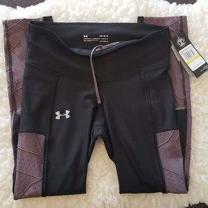 Under Armour Ankle Crop Leggings